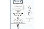 Kompletny zestaw uszczelek silnika AJUSA  50371900