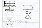 Kompletny zestaw uszczelek silnika AJUSA  51057300