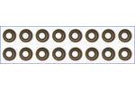 Zestaw uszczelniaczy trzonka zaworu AJUSA 57020200