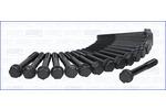Zestaw śrub głowicy cylindrów AJUSA 81002400