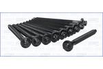 Zestaw śrub głowicy cylindrów AJUSA 81024700
