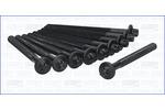 Zestaw śrub głowicy cylindrów AJUSA 81024900