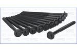 Zestaw śrub głowicy cylindrów AJUSA 81033000