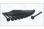 Zestaw śrub głowicy cylindrów AJUSA 81045000