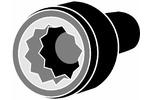 Zestaw śrub głowicy cylindrów CORTECO 016771B