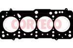 Uszczelka głowicy silnika CORTECO  415506P