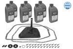 Zestaw czężci, wymiana oleju w automatycznej skrzyni biegów MEYLE 100 135 0003 MEYLE 1001350003