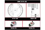 Zestaw do hamulców, hamulce bębnowe REMSA Super Precision Kit SPK 3131.00