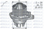Pompa wody DOLZ C121 DOLZ C121