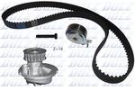 Zestaw paska rozrządu + pompa wody DOLZ KD025 DOLZ KD025