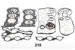 Kompletny zestaw uszczelek silnika JAPANPARTS  KM-218