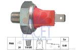 Włącznik ciśnieniowy oleju FACET 7.0017