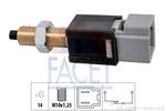 Włącznik świateł STOP FACET 7.1304 FACET 7.1304