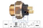 Przełącznik termiczny wentylatora chłodnicy FACET 75002