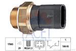 Przełącznik termiczny wentylatora chłodnicy FACET 7.5117 FACET 7.5117