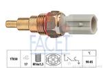 Przełącznik termiczny wentylatora chłodnicy FACET 7.5205 FACET 7.5205