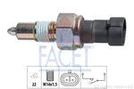 Przełącznik świateł cofania FACET 7.6067