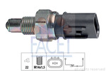 Przełącznik świateł cofania FACET 7.6084