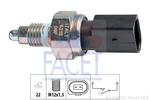 Przełącznik świateł cofania FACET Made in Italy - OE Equivalent 7.6215