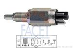 Przełącznik świateł cofania FACET 7.6250 FACET 7.6250