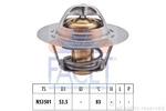 Termostat układu chłodzenia FACET 7.8240S