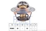 Termostat układu chłodzenia FACET 7.8543S FACET 7.8543S
