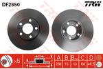 Tarcza hamulcowa STARLINE PB1193 STARLINE PB1193