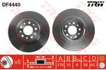Tarcza hamulcowa STARLINE PB1639 STARLINE PB1639