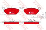 Klocki hamulcowe - komplet TRW GDB1386DTE TRW GDB1386DTE