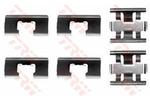 Zestaw akcesoriów klocków hamulcowych TRW PFK269