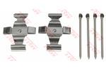 Zestaw akcesoriów klocków hamulcowych TRW PFK641