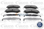 Klocki hamulcowe - komplet VAICO  V30-2144 (Oś przednia)