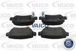 Klocki hamulcowe - komplet VAICO  V40-8011