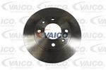 Tarcza hamulcowa VAICO  V42-40002 (Oś przednia)