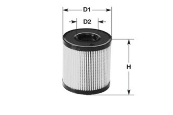 Filtr oleju CLEAN FILTERS (ML030)