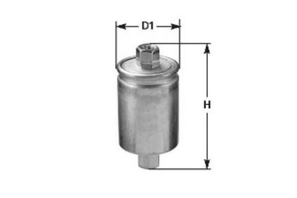 Filtr paliwa CLEAN FILTERS (MBNA958)