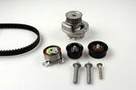 Zestaw paska rozrządu + pompa wody HEPU PK03270