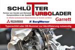Turbosprężarka SCHLÜTTER TURBOLADER Siehe Typenschild Turb SCHLÜTTER TURBOLADER SieheTypenschildTurb