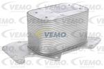 Chłodnica oleju silnikowego VEMO V15-60-0005 VEMO V15-60-0005