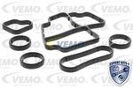 Chłodnica oleju silnikowego VEMO  V15-60-6061-Foto 2