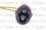 Czujnik zużycia klocków hamulcowych VEMO  V30-72-0593-1 (Oś tylna) (Oś przednia)