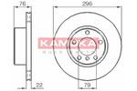 Tarcza hamulcowa KAMOKA 1031668 KAMOKA 1031668