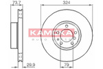 Tarcza hamulcowa KAMOKA 1032130 KAMOKA 1032130