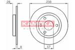 Tarcza hamulcowa KAMOKA 103264 KAMOKA 103264