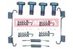 Zestaw montażowy szczęk hamulcowych hamulca postojowego KAMOKA 1070009