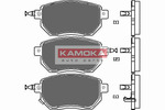 Klocki hamulcowe - komplet KAMOKA JQ101113