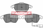 Klocki hamulcowe - komplet KAMOKA JQ1013282 KAMOKA JQ1013282
