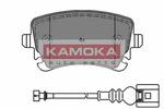 Klocki hamulcowe - komplet KAMOKA JQ1013288