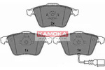 Klocki hamulcowe - komplet KAMOKA JQ1013530