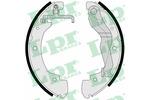 Szczęki hamulcowe - komplet LPR  06910